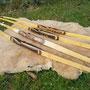Bambus-Langbögen