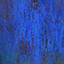Vibration bleue 1 - 2010 - 37 x 27 cm