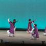 竹原おやこ劇場による公演にゲストとして「かぐや姫」が表演しました。