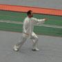 24式太極拳 男子A 渡辺選手