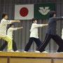 カンフー体操1・2