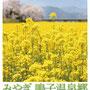 鳴子温泉郷 2019春ポスター(鳴子温泉郷観光協会様)