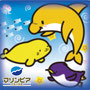 松島水族館様 ラベル(2005)