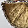トルコ コンヤ地方 ビーズ帽子 裏面