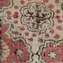 ウズベキスタン ラカイ族 壁掛刺繍布 裏面部分