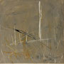 """Zeitspur 4"", Acryl auf BW, 40 cm x 40 cm, 2002"