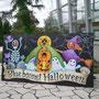 2011.10 ハロウィン体験顔ハメパネル(名古屋)