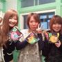 2012.4 生徒さん作品展(都立大ギャラリー)