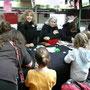 Atelier de couture pour les petits (confection d'un hibou)