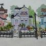 Maisons faites par Eliane ©dr