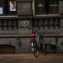 der Holländer liebt sein Fahrrad!