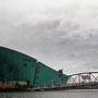 Nemos Schiff im Hafen von Amsterdam ;)
