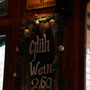 Pause... Huch, was ist das?! Glühwein in Amsterdam?! ;)