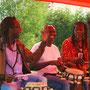 Offene Bühne - Cheikh Mboup, Moussa Dien, Birame Diouf