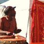 Offene Bühne - Cheikh T. Bangoura