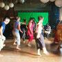 Tanzworkshop mit Massaer Diouf