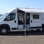 ELWB Fiat Ducato woth Omnistor / Thule awning