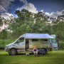 Fiamma special Sprinter MWB awning 3.2 meter