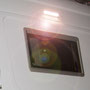 nifty - outside awning light on movable sliding door Mercedes Sprinter