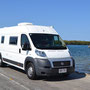 Fiat Ducato with Dometic Air con