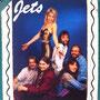 1990 bei den Jets, mit Rudi Eder, Klaus Bergmaier, Charly Scharinger, Adi Terian, Bertl Buchegger