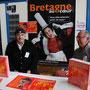 2e édition du Salon des éditeurs de Bretagne au Palais des Arts de Vannes