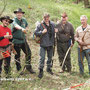 7. Heide-Waldpokal 3D Turnier am 05.04.2014 in Merkwitz
