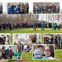 8. Heide-Waldpokal 2015 in Merkwitz ... Begrüßung & Gruppeneinteilung