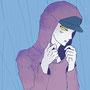 (傘忘れちゃった クーア)
