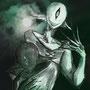 満月は怪物の夜 (green)
