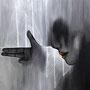 jagd 01 |acryl on canvas | 70x49 cm