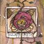 mama |105 x 148 | watercolor pigmentliner | 2011| SOLD