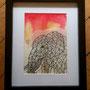 animal farm    pigmentliner -watercolor  2013