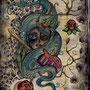 eve | 297 x  420 |watercolor pigmentliner| 2010