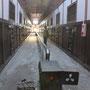 極寒の旧網走刑務所の内部を紹介。煙突が長〜〜〜〜〜い。
