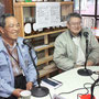 前尾さんと吉田さんは木工を通して子ども達とのふれあいを行っています。ツリーハウスの話に興味津々!!