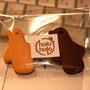 今回のスウィーツ番長こだわりのプレゼントクッキーは、ぺすかさんのテーマである「ペンギン」です。