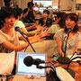 瀬戸信之さんをはじめとする音楽会のリハーサルの音が番組BGMになりました。