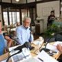 大阪府熊取町カフェ aloha mai にスタジオを作りました。