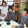 久保さんは小学校のPTAのバレーボールで林田さんと知り合い、子育てのボランティアをしています。
