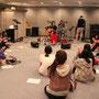 即興で貝塚三中軽音部ドラマーの生徒とセッション! ドラム、、、うまい!