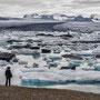 Gletscherlagune - Island