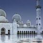 Sheikh Zayed Moschee Abu Dhabi - Vereinigte Arabische Emirate