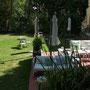 Glenferrie Lodge, Garten