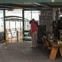 Fährhafen Kirribilli, 200m von Glenferrie Lodge entfernt
