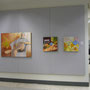Graduating show. Gallery View. Faculty of Extension. U of Alberta.