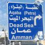 Weiter zum Totem Meer...