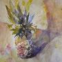 Ananas II, 50 x 64 cm
