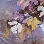 Herbstmelodie, 50 x 50 cm