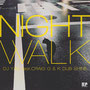 DJ YAS feat. CRAIG G & K DUB SHINE - NIGHT WALK [7inch] Mix & Mastering
